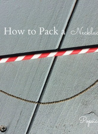 How to Pack a Necklace