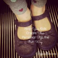 Help Your Kids Create Their Personal Style the Fun Way