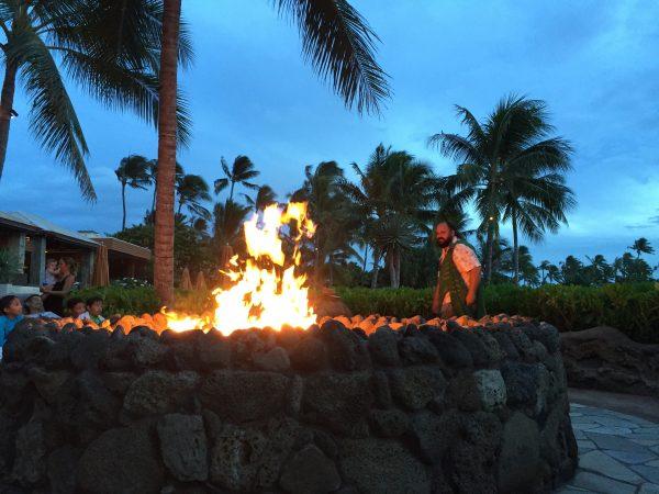 Aulani Fire Pit