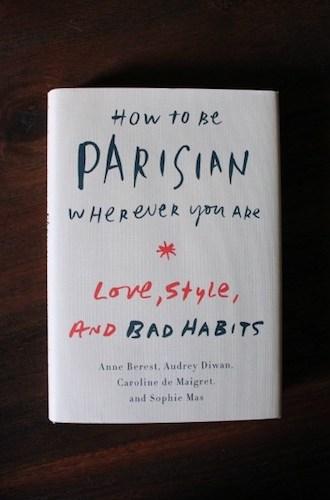 Books: How to be Parisian Wherever You Are