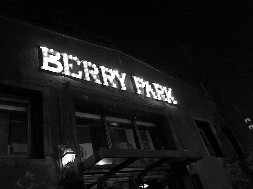 Berry Park New York City