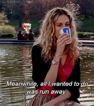 What Would Carrie Bradshaw Do?