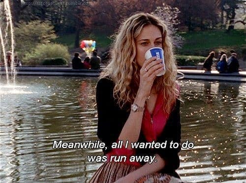 What Would Carrie Bradshaw Do