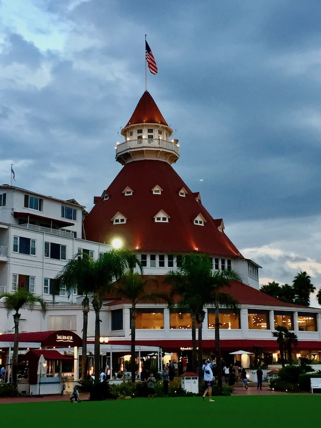 San Diego Hotel Del
