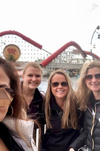 Travel: Disneyland {Without Kids} and Newport Beach