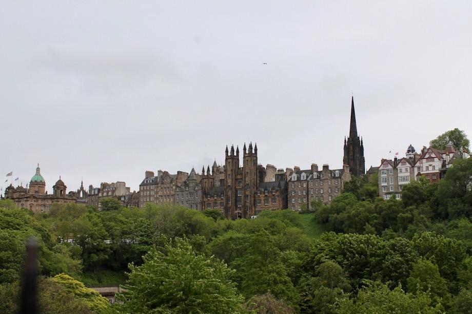 Travel Scotland Edinburgh
