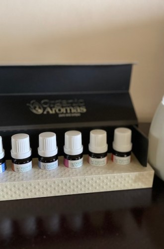 Smells Like Tween Spirit {or An Ionic Nebulizing Aromatherapy Diffuser Review}