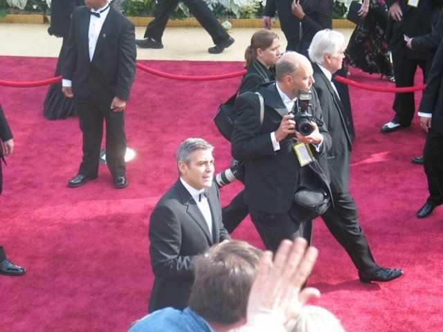 George Clooney Oscars 2006