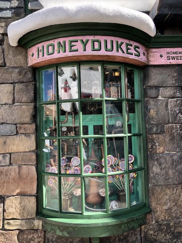 Honeydukes Universal Orlando
