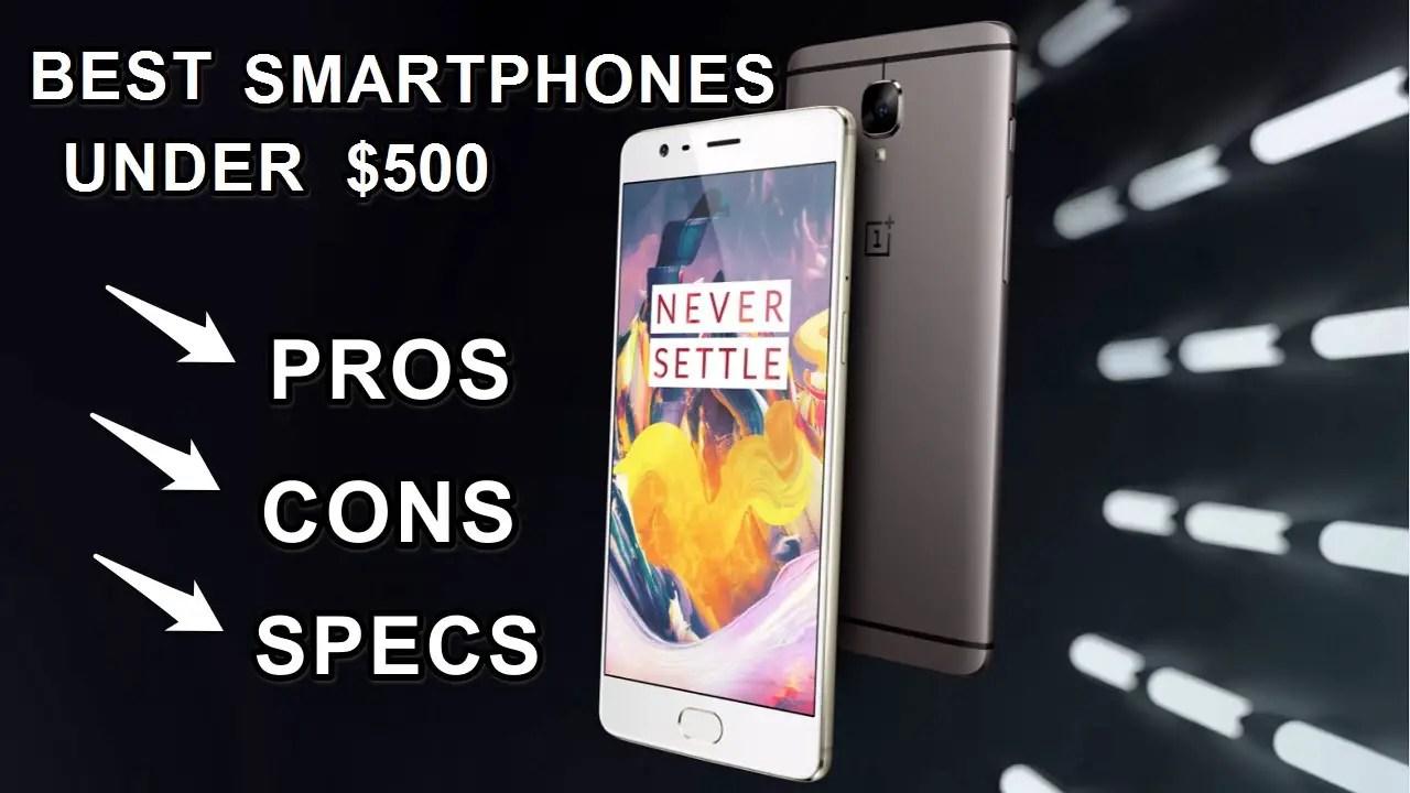 10 Best Mid Range Smartphones Under 500$ - 2019 - PopSmartphone