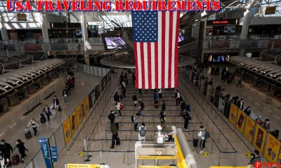 USA Traveling requirements