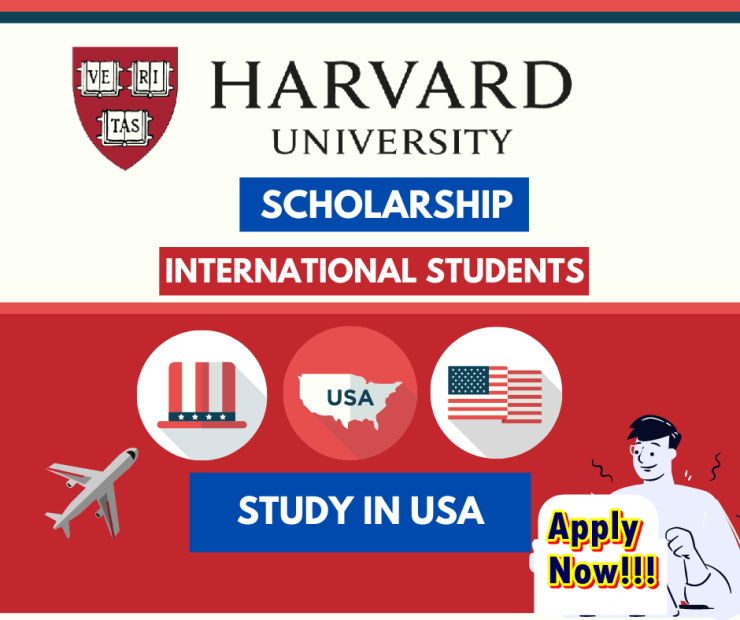 Harvard University Fully Funded Scholarships