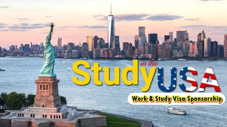 American Work-Study Visa Program