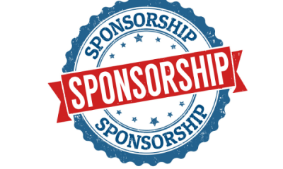 Official Sponsorship Approval