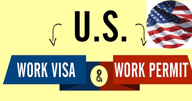 USA Employment Visa Sponsorship