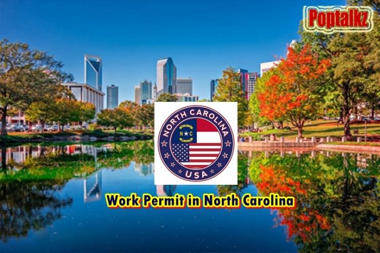 Work Permit in North Carolina