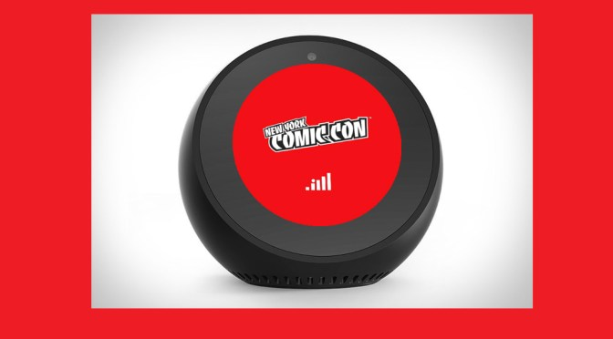 "PTJ 249: ""Alexa, Activate My New York Comic Con Badge!"""