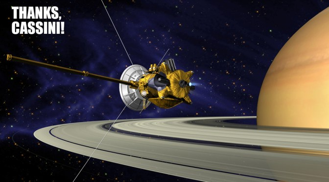 PTJ 247: Hello, Epic Equifail! Goodbye, Cassini!
