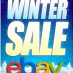 eBay Winter Sale 20% OFF Coupon Code 1