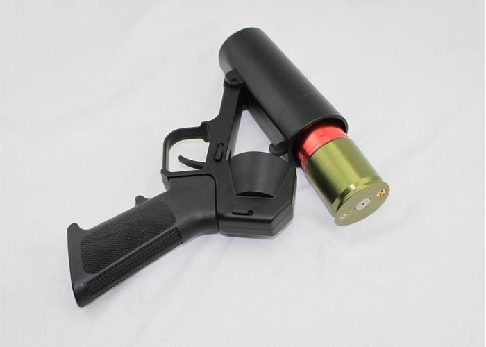 "S-Thunder  ""Short Barrel"" Pistol Grip Composite Grenade Launcher"