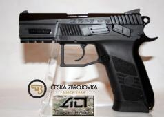 ASG CZ75 P-07 Duty CO2 GBB Pistol Review Yosser