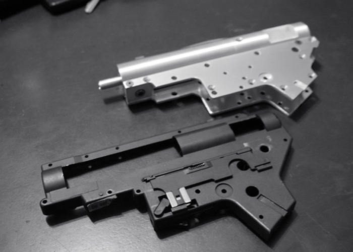 PolarStar HPA Gearbox Replacement Photo 01
