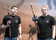AATV with King Arms at IWA 2011