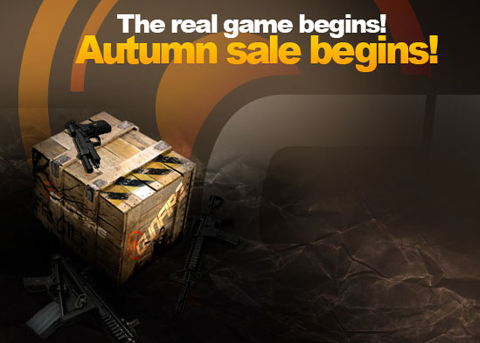 Gunfire Poland Autumn Sale
