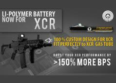 SOCOM Gear Lipoly XCR Battery