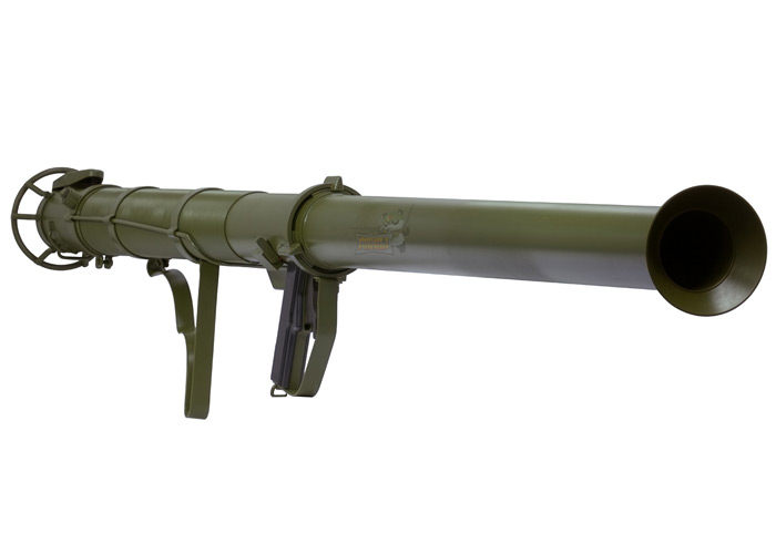 Zeta-Lab Full Steel WW II US Army M9A1 Bazooka