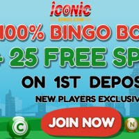 Iconic Bingo is One of the best new bingo sites