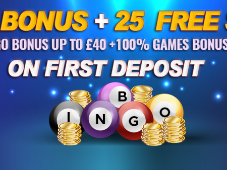 Quid Bingo offers a whooping signup bonus deal to new players