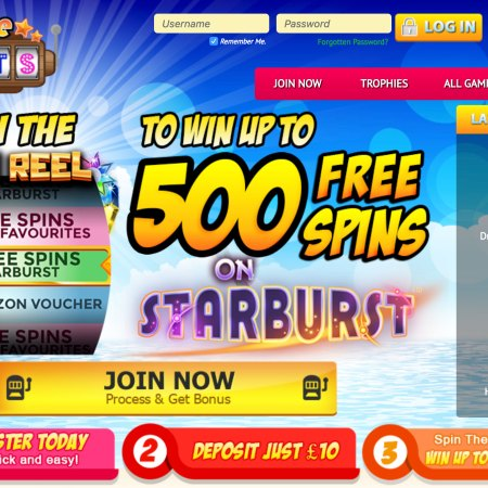 Which new slot sites UK are best in the gambling industry?