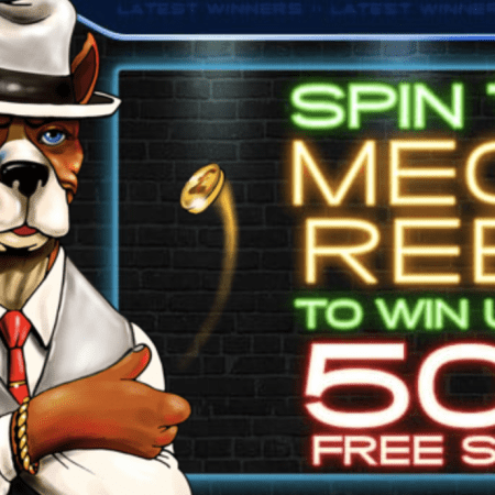 Top dog slots 500 free spins for new and existing players