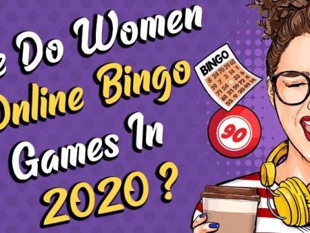 Where Do Women Play Online Bingo Games In 2020?