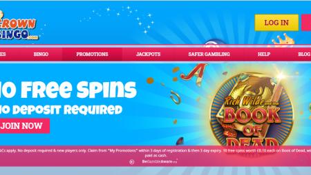 Crown Bingo Guide To Online Slots