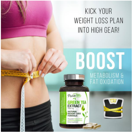 puretea green tea extract cpa