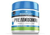 EvoSport Pre-Workout Powder