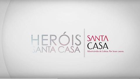 SCML – Heróis Santa Casa no Centro de Reabilitação e Medicina de Alcoitão.
