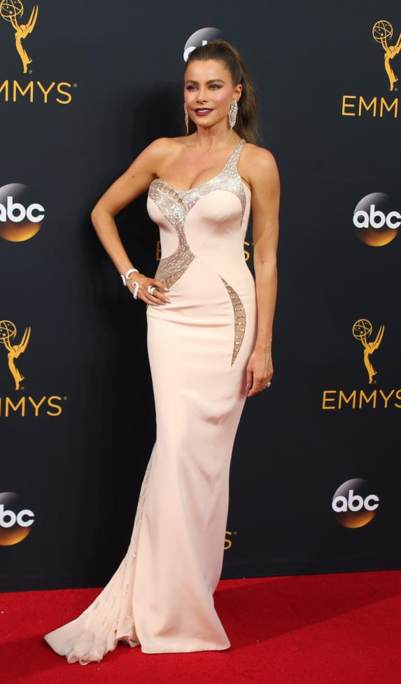 """Actress Sofia Vergara from the ABC series """"Modern Family"""". REUTERS/Lucy Nicholson"""