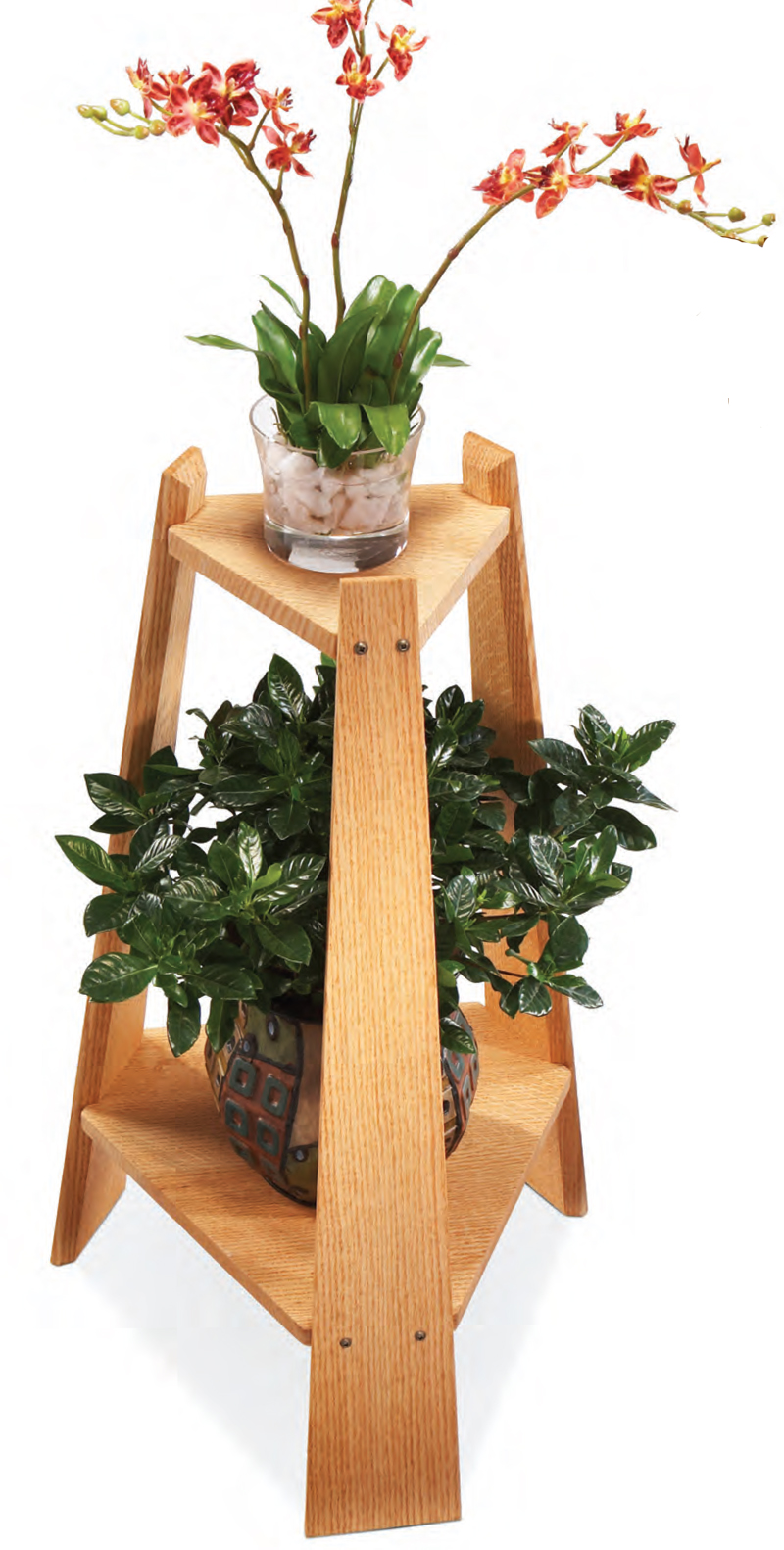 woodworking plans plant stand