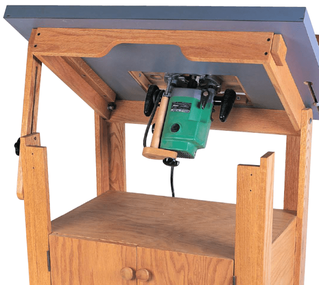 Four Great Router Table Plans - Popular Woodworking Magazine