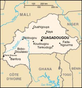 Burkina Faso – petite