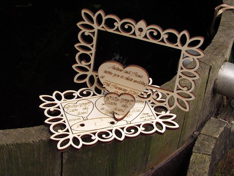 Wedding-Frame-save-the-date-photo-Card - Wedding Designs