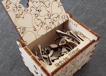 Boxsilhouette