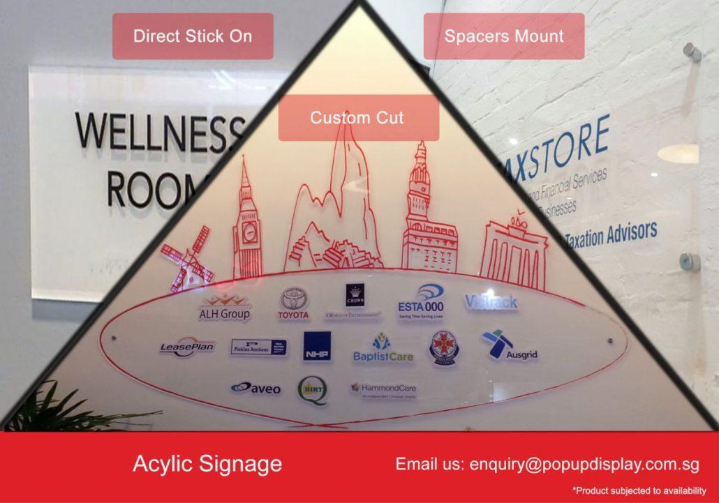 Acrylic Signages