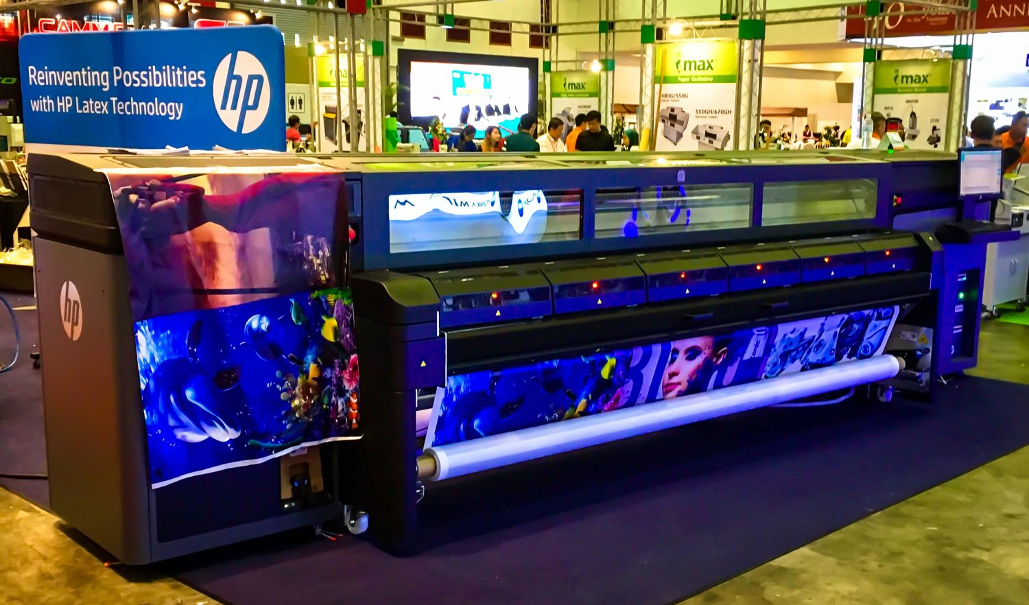 HP Latex 1500