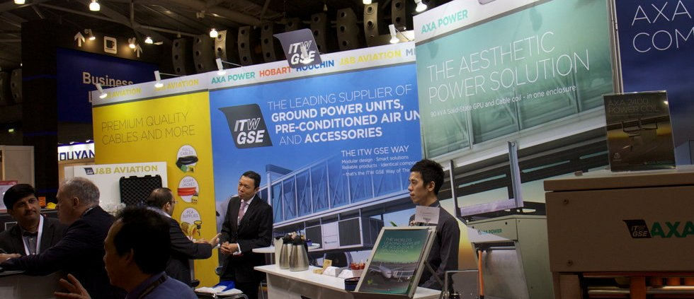 Singapore Trade show