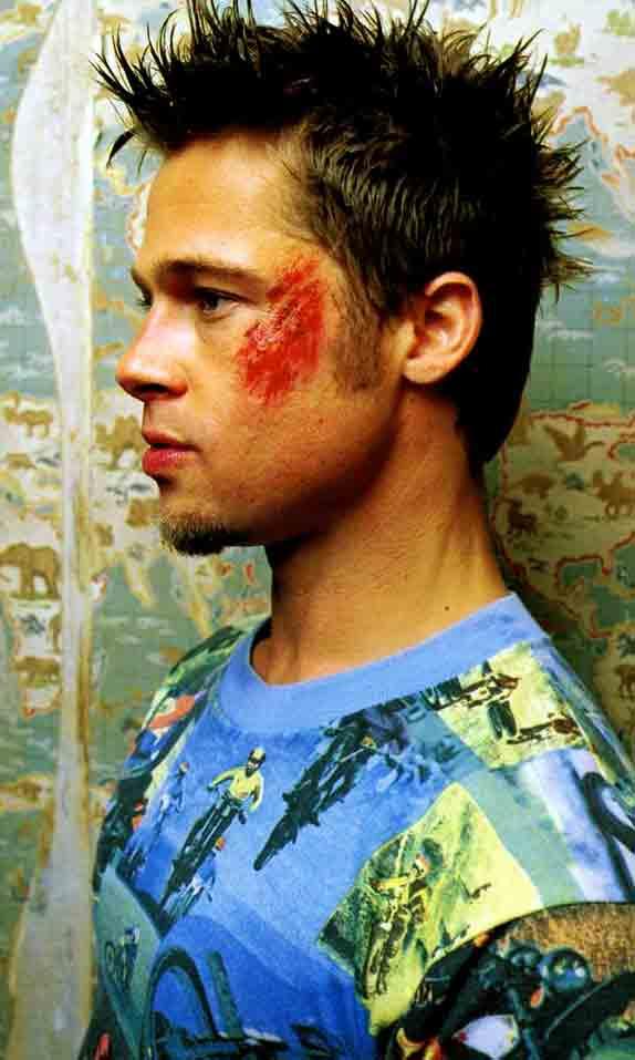 Brad Pitt Fight Club Workout Amp Diet Tyler Durden Routine