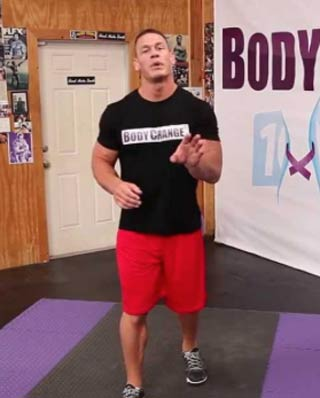 John Cena Workout | Pop Workouts | Page 2 of 2